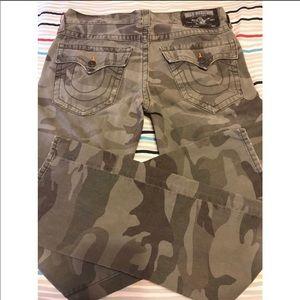 Men's True Religion Ricky Jeans